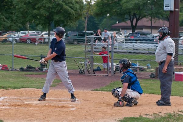 Summer Baseball Springfield Yankees