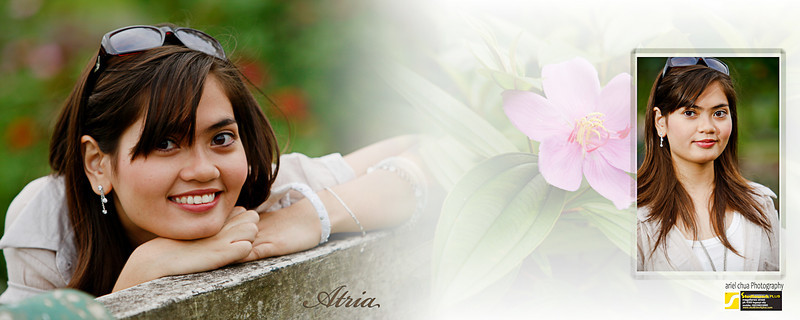 Atria @ 18 Signbook