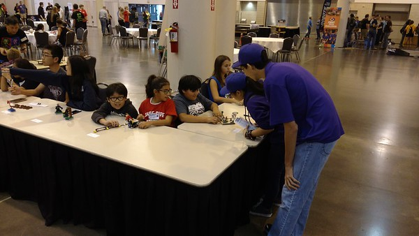 FIRST FLL Block Party 10-8-2016