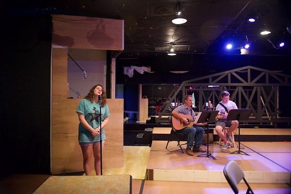 Patsy Rehearsal