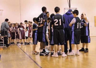 Sacred Heart Basketball 2009-10