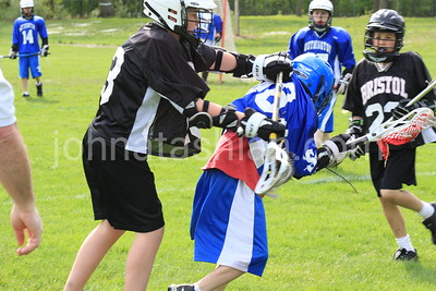 Lacrosse - Bristol vs Southington Junior White