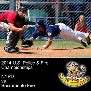 Sacramento Fire VS NYPD