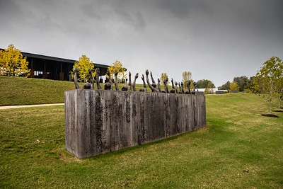 Peace and Justice Memorial - Montgomery Alabama