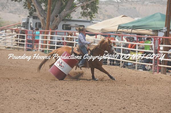 Sierra County 6-23-13 Jr Barrels