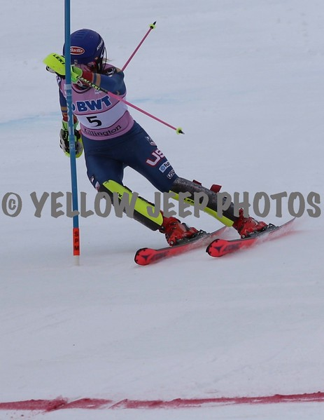 2017 Audi World Cup Slalom at Killington