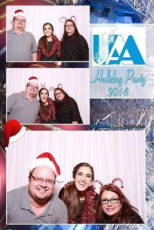 UAA Holiday Party 12-11-2014