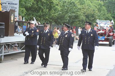 4th Batt Parade 2010
