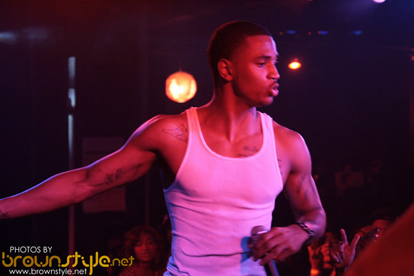 RED CARPET ENT presents TREY SONGS! LIVE @ SONARS NOV 29th