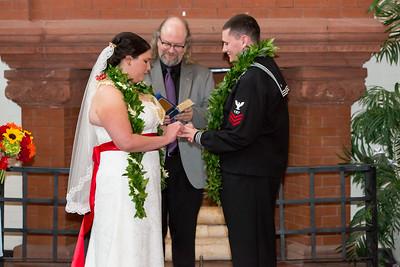 Kelli & Evan - Ceremony