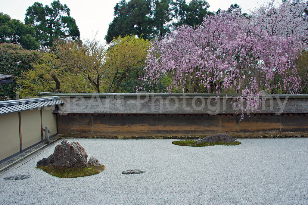 Ryoanji Temple, Stone Garden