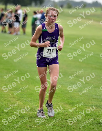 2018 Area Cross Country
