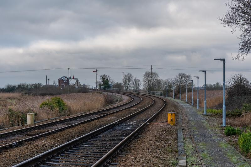 Somerleyton Swing Bridge & Signal Box
