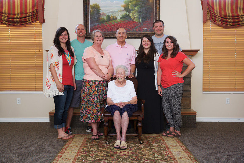 Baun Family