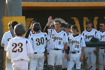 2014 Gilbert Baseball vs Desert Vista 4-11-14