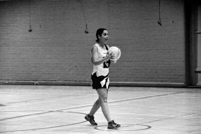 Netball - British Forces v Nature Group