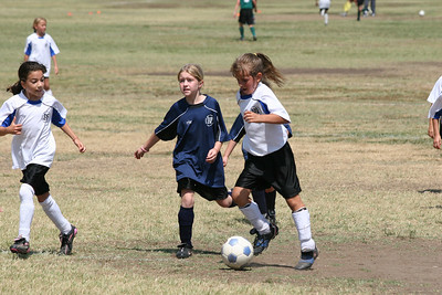 2006 Galaxy Girls Game 1