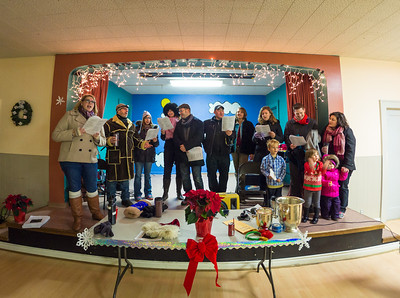 Jaxon's 8th Annual Holiday Party