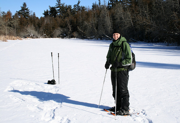 Snowshoeing, Skiing, and Winter Camping