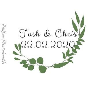 Tash and Chris