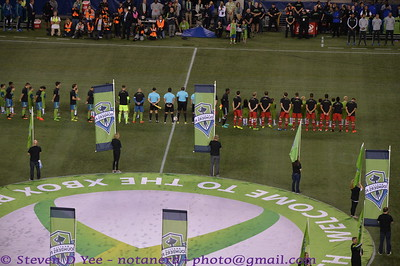 20160928 - Sounders vs Chicago Fire