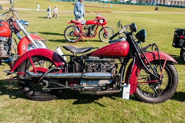 Class 13 - Motorcycles
