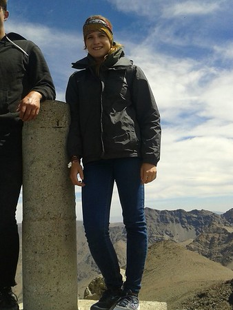 Cerro los Machos and Veleta 23 Aug 2015