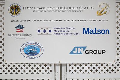Navy League's 2017 Sea Service Awards