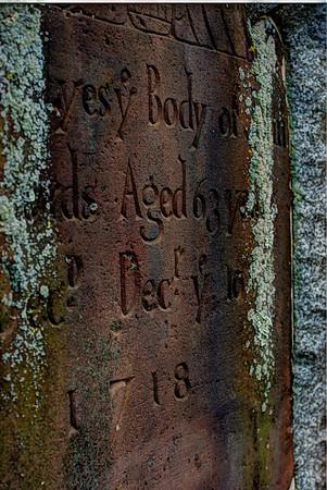 Memory Garden 4 - Whippanong 1718 Cemetery