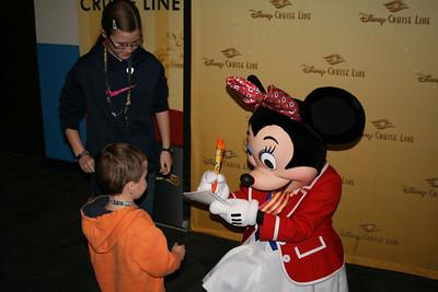 Disney Cruise - January 2013
