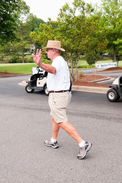 Curry Celebrity Golf Classic Benefitting Ada Jenkins 6-18-12 Jon Strayhorn