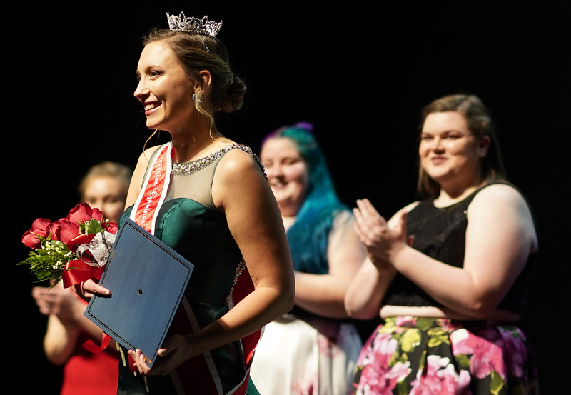 Miss GWU Pageant 2020