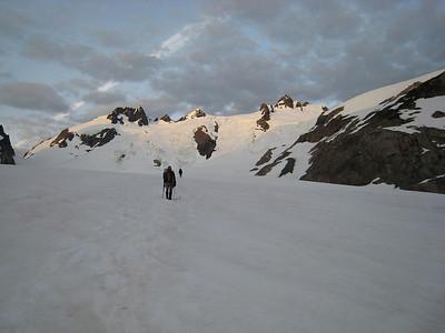 Mt Olympus - July 2007
