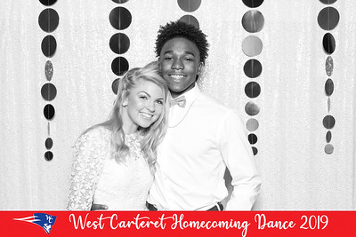 West Carteret Homecoming Dance 2019