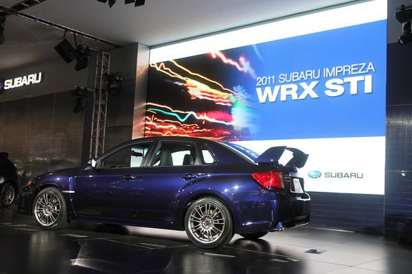 Subaru - 2010 NYIAS