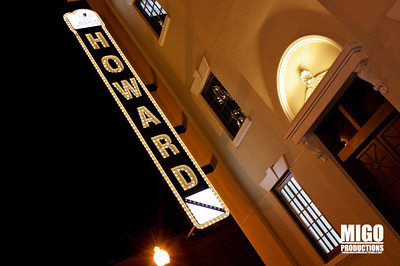 Howard Theatre February 7, 2014