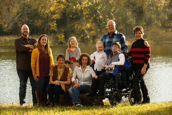Morgan Family November 2017