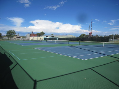 Montrose, CO Public Tennis Courts - 9/14/2017