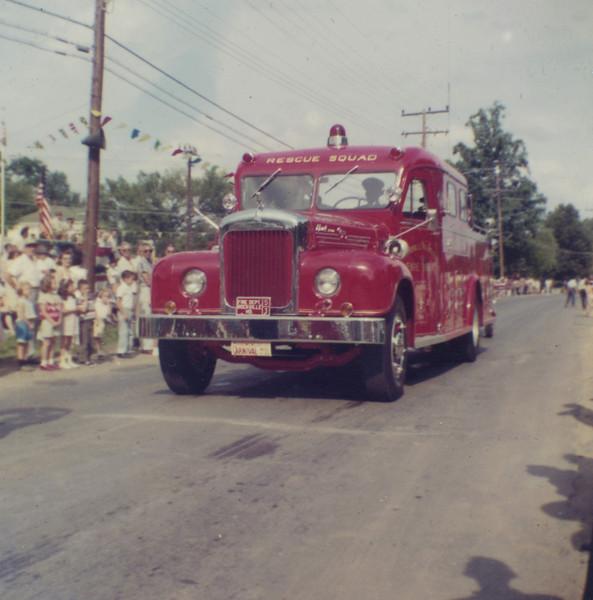 Cabin John Parade 1960
