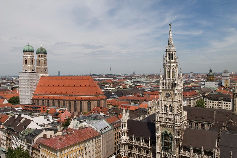 Munich - traditional german food - what to eat in germany