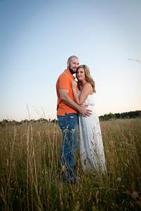 Amber & Devan Engagement