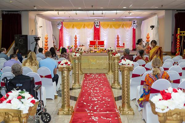Rajesh weds Valerie