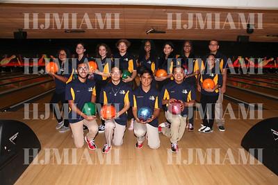 Miami High Bowling 10/16/18