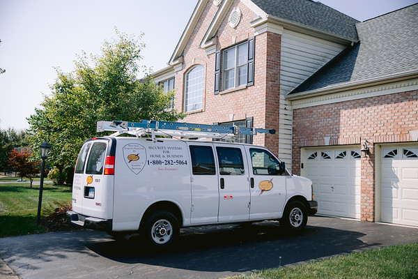 South Central Power Alarm Security Install