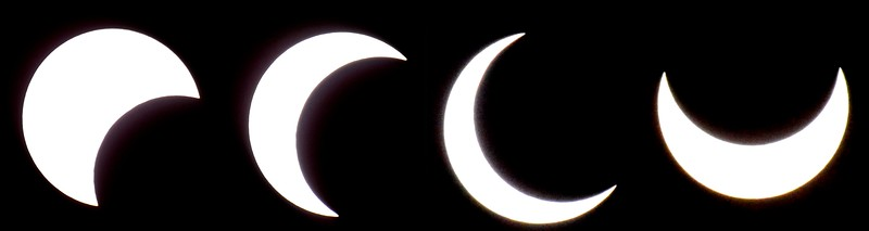 Annular Solar Eclipse 2012