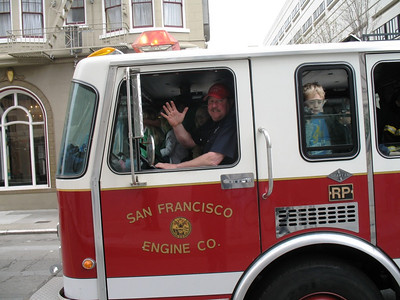 St. Patrick's Day - San Francisco - March '07