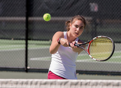 4/20/16: Girls' Varsity Tennis vs Loomis