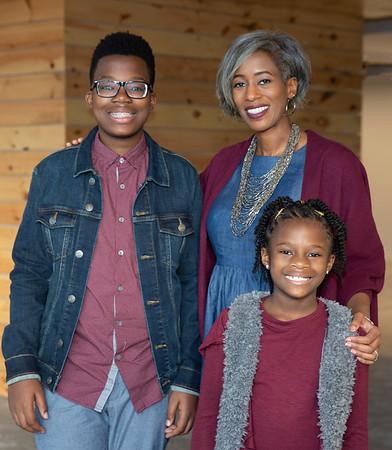 Stephens Family 2019