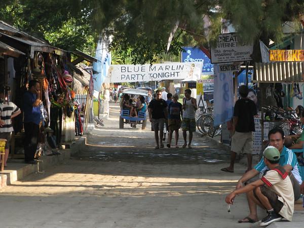The Gili Islands, Indonesia