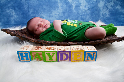 Baby Hayden [10 Days Old]